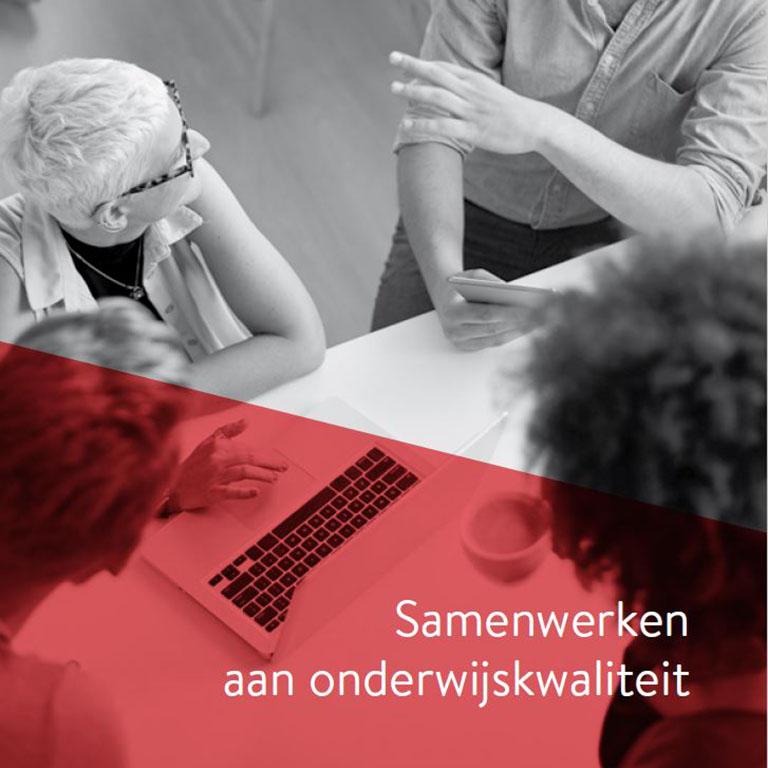 Samenwerken aan onderwijskwaliteit