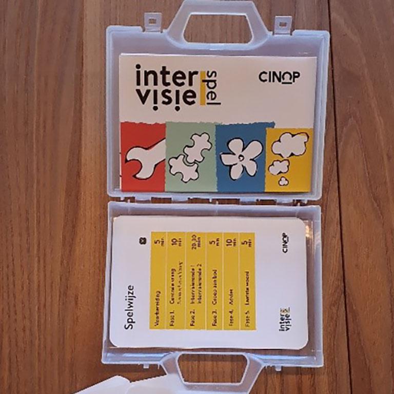 CINOP Intervisiespel 2019