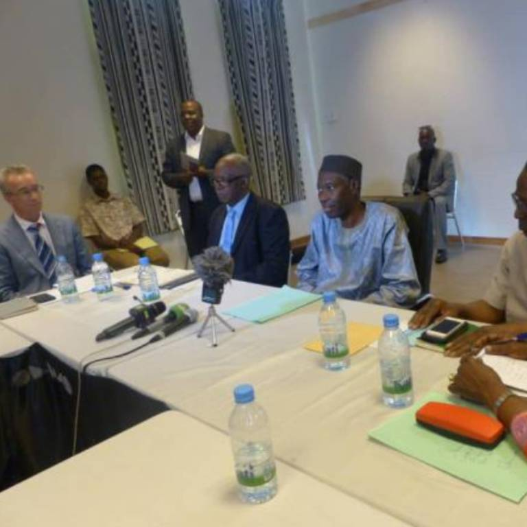 Professionalisering onderwijs Mali