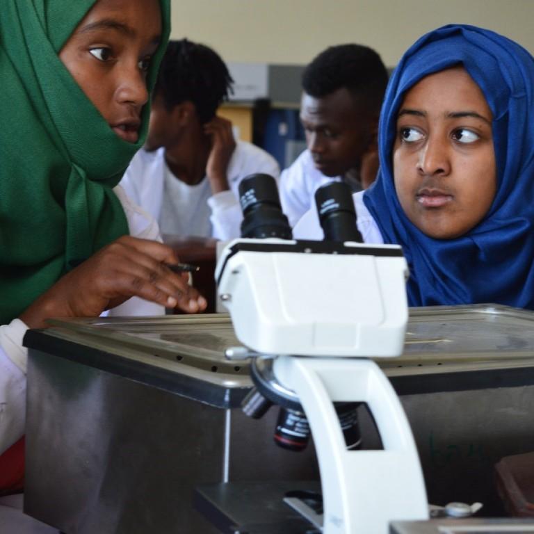 Students Ethiopia