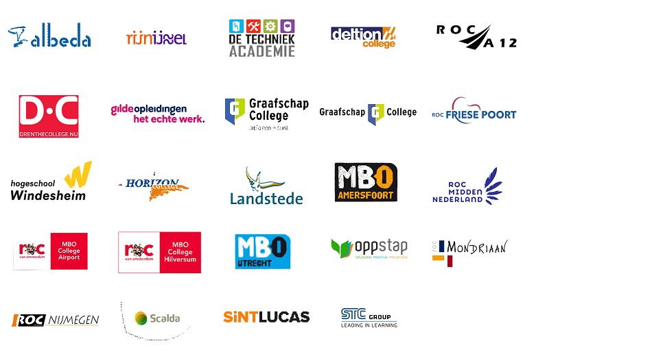 Academie logo klanten png