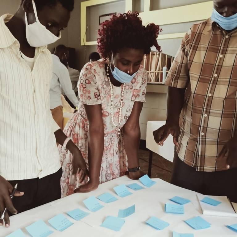 Design Thinking in Uganda