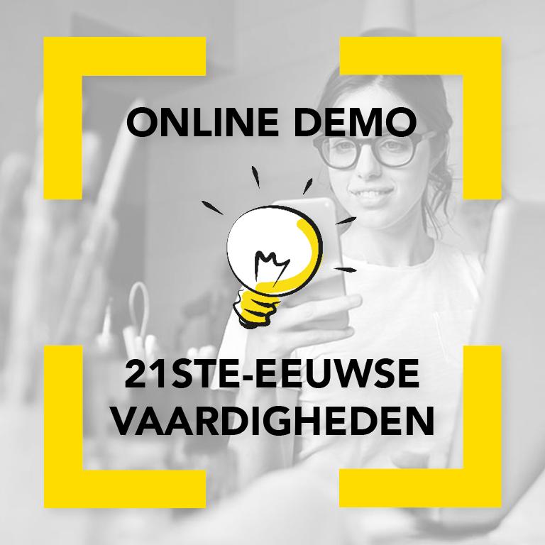 Weekvande21 demo cinop